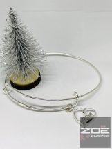 Ezüst karreif amulettekhez   Ag 5051