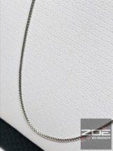 ANTIKOLT kígyólánc - 60 cm  Ag 3172