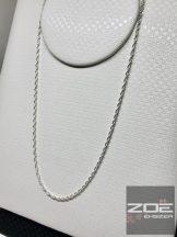 EZÜST wales lánc -50cm Ag4133