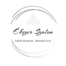 SÁRGA-FEHÉR arany nyaklánc -45 cm (unisex) au2764