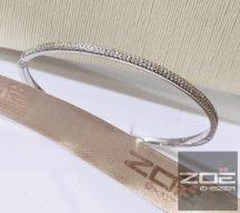 Exkluzív ezüst karreif   Ag7148