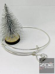 Ezüst karreif amulettekhez   Ag 5052