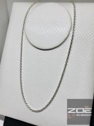 EZÜST wales Lánc -50 cm Ag 2824