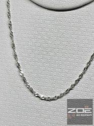 EZÜST szingapúri lánc -45cm Ag 4183