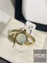 MONI's aranyozott ezüst gyűrű 4369