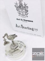 Ezüst fogszelence, keresztelő ajándék  Ag 8327