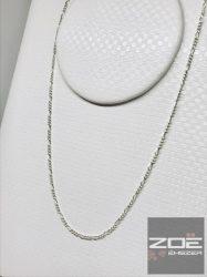 EZÜST figaró lánc -50cm Ag 4701